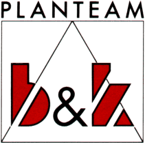 Planteam b&k logo